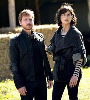 Claudio Gioè e Claudia Pandolfi sono Padre Gabriel e Claudia Munari
