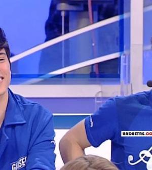 Giuseppe e Jonathan