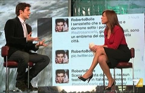 Invasioni Barbariche con Roberto Bolle