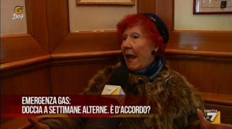 Vicky fan Berlusconi