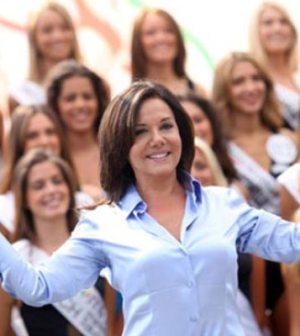 Patrizia Mirigliani patron Miss Italia