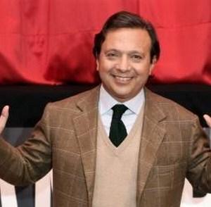 Il conduttore Piero Chiambretti