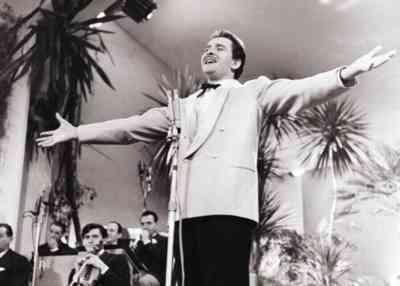 Domenico Modugno Volare Sanremo 1958