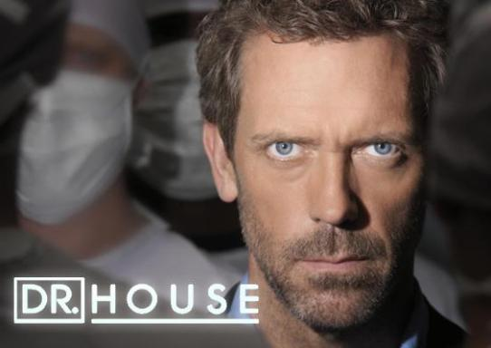 hugh laurie dr. house