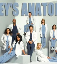 foto cast grey's anatomy 8