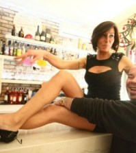 sexy barista laura maggi