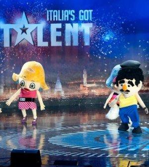 Italia's Got talent 2012 foto