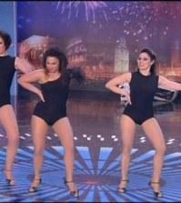 Le Single Ladies a Italia's Got Talent