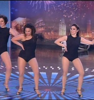 Le Single Ladies a Italia's Got Talent