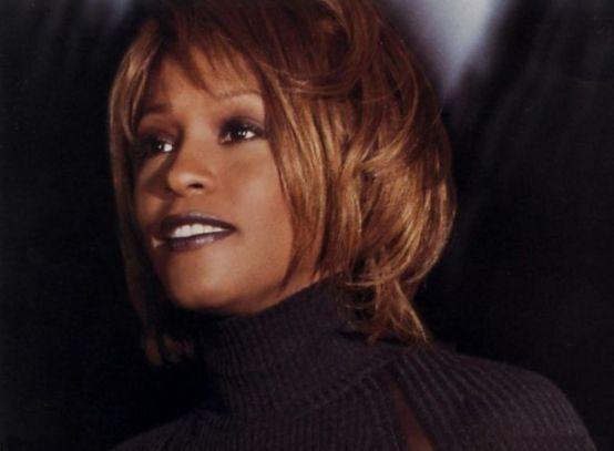 Una bella immagine della scomparasa Whitney Houston