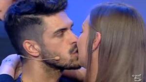Cristian Galella e Tara il trionfo dell'amore