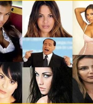 Berlusconi e le donne