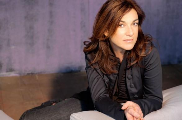 Una foto della conduttrice Daria Bignardi