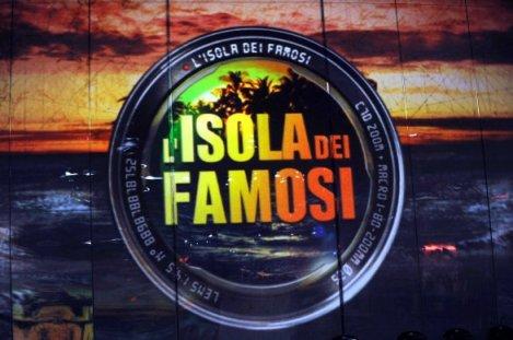 isola dei famosi 2012 logo
