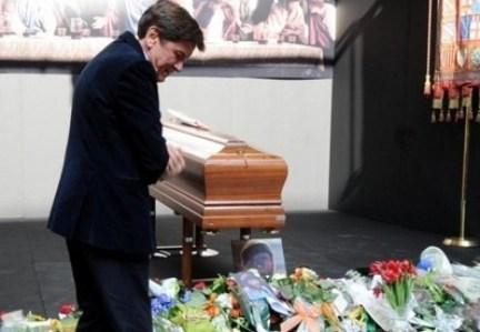 Funerali Lucio dalla in diretta