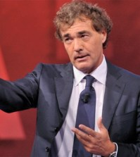 Massimo Giletti Domenica In L'Arena