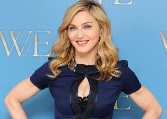 Nuovo disco per Madonna