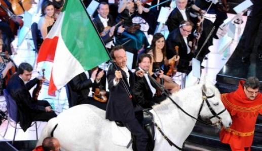 Roberto Benigni oggi al Quirinale in diretta su Rai Uno