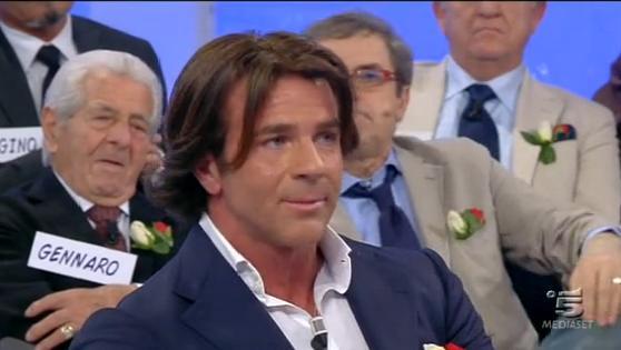 Bruno Uomoni e donne trono over