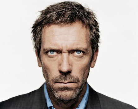 Hugh Laurie Doctor House