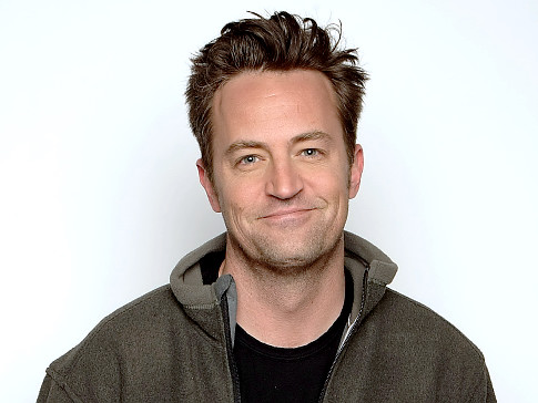 Matthew Perry protagonista di Go on per la tv americana