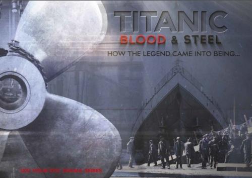 foto titanic nascita di una leggenda serie tv