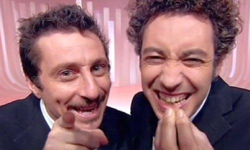 Luca e Paolo, conduttori