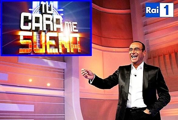 Conti conduce Tale e Quale Show e The Voice Italy
