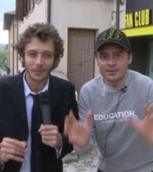 Valentino Rossi a Le Iene Show