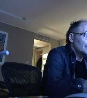 Vasco Rossi e la sua webcam