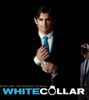 White Collar la locandina