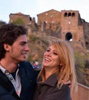 Alexio Bachiorri e Adriana Ruggeri innamoratissimi