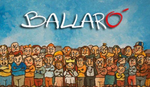La copertina della sigla di Ballarò su Rai Tre