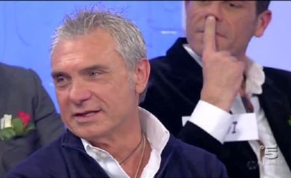 trono over niente da fare per Antonio e Colomba
