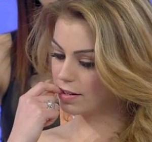 Alessia Cammarota, ex corteggiatrice