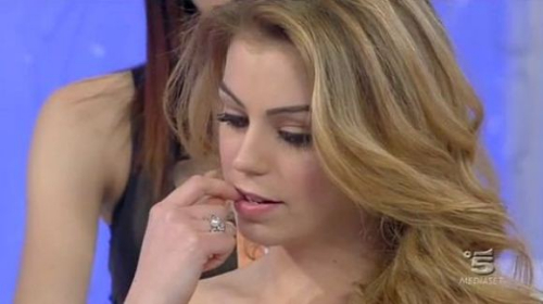 Alessia Cammarota si è fidanzata