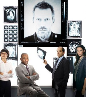 foto della serie tv dr. house 8