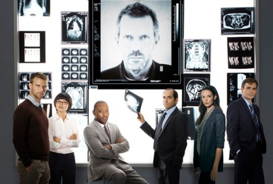 foto serie tv dr. house 8