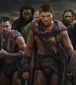 foto della serie tv spartacus la vendetta
