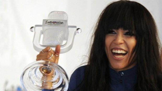 Loreen trionfa all'ESC 2012