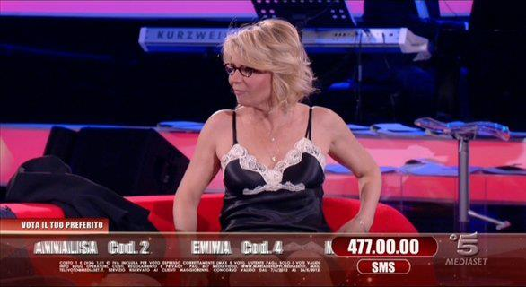 Maria De Filippi, intervista a Tv Talk