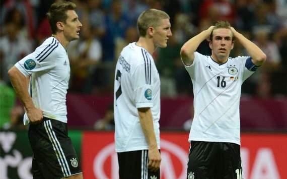 """Euro 2012.  Bild titola: """"La Germania non ce l'ha fatta di nuovo"""""""