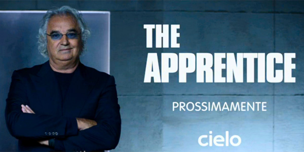 briatore the apprentice italia cielo reality show