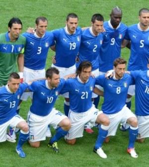 La Nazionale italiana