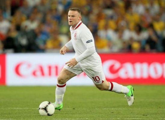 foto del calciatore wayne rooney