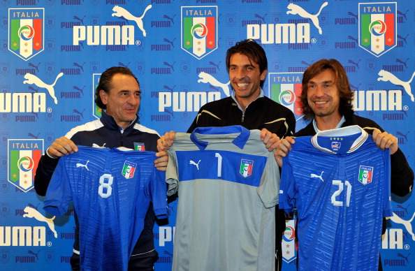 Europei 2012: Prandelli e Buffon su Italia Spagna