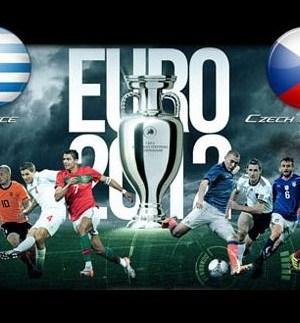 Foto di Grecia - Repubblica Ceca Euro 2012