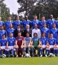 Foto formazione Italia Euro 2012