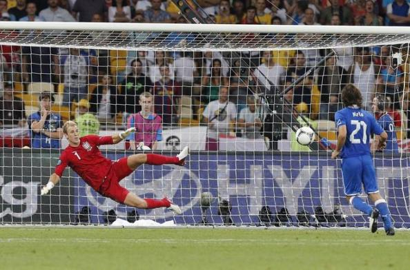Euro 2012 Andrea Pirlo