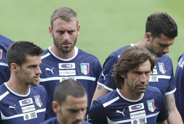 Italia-Spagna, inedito 3-5-2 per gli Azzurri